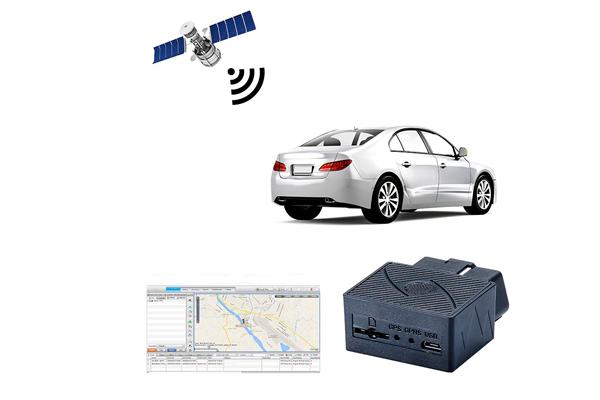 Выявление географических координат автомобиля с помощью охранной сигнализации с GPS