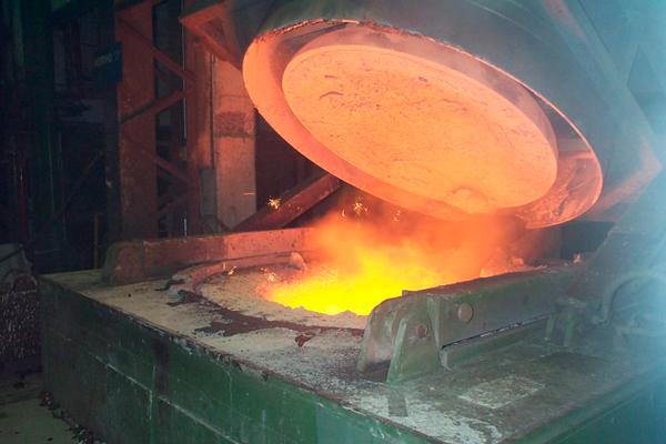 Применение огнеупорного бетона в металлургии