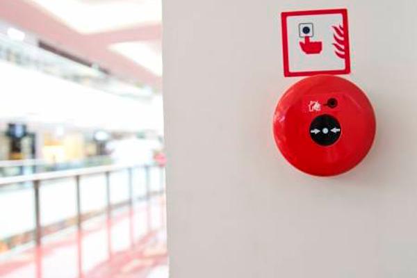 Пожарная сигнализация в торговом центре