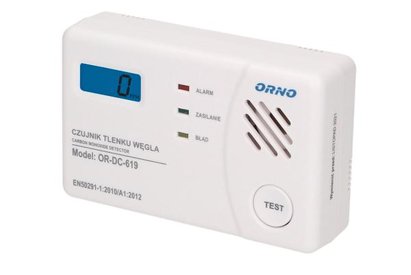 Электрохимический датчик угарного газа Orno OR-DC-619