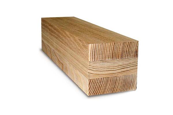 Клееный брус, как возможный материал из которого изготавливается деревянные конструкции