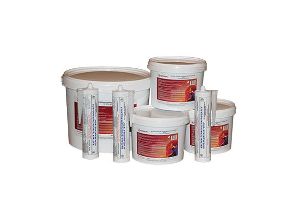 Огнезащитная мастика для деревянных конструкций кровли
