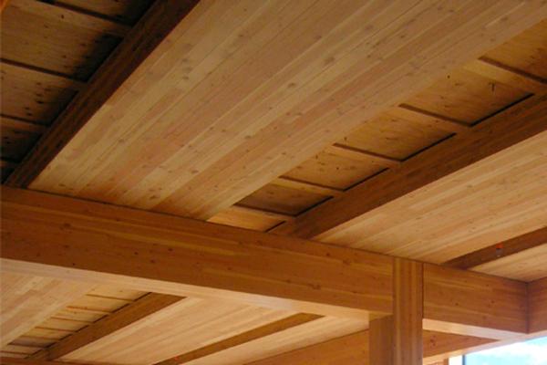 Деревянное здание относящееся к четвертой степени огнестойкости
