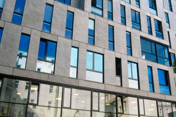 Железобетонное здание которое относится к третей степени огнестойкости