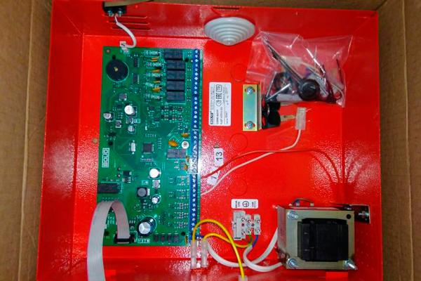 Устройство приемно-контрольного прибора С2000 АСПТ