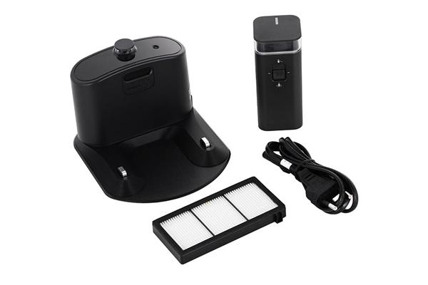 Комплект поставки роботизированного пылесоса iRobot Roomba 896
