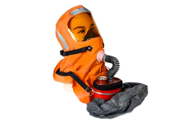 Самоспасатель СПИ-20, как альтернатива противогазу при пожаре