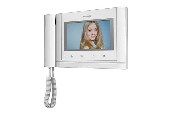 Сенсорный видеодомофон Commax CDV-70MH с трубкой