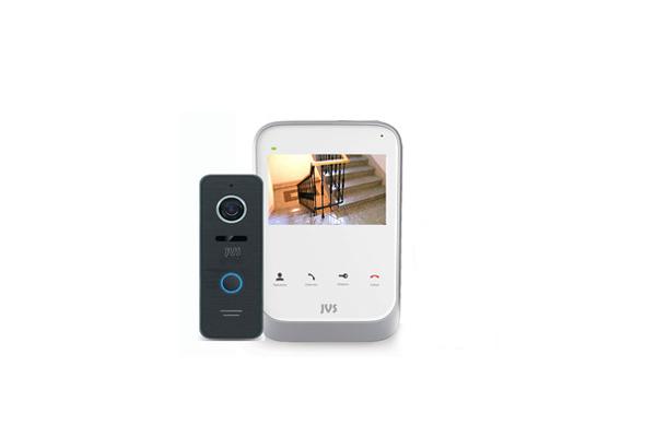 Комплектация видеодомофона JVS-V400SD