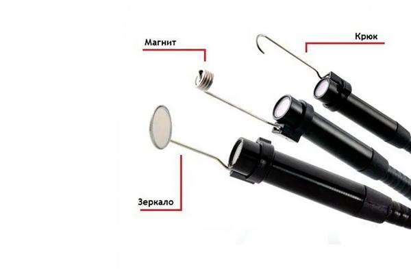 Устройство камеры для телефона на гибком проводе