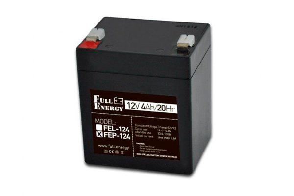 Аккумуляторная батарея Energy FEP-124