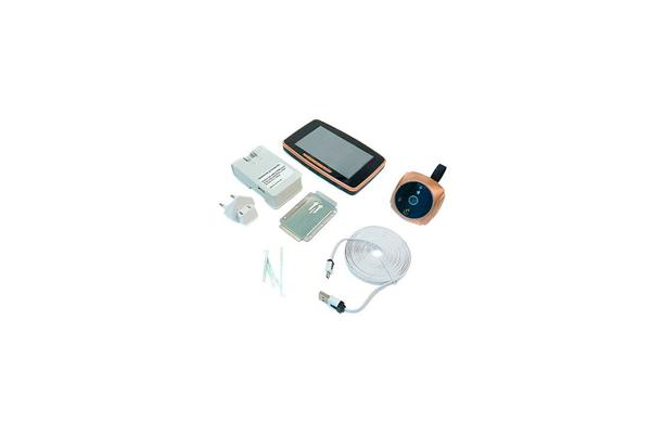 Комплектующие элементы видеоглазка GSM IT-2