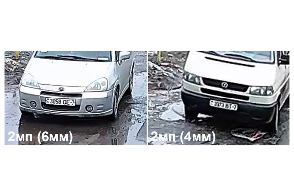 Зависимость качества изображения от количества мегапикселей камеры видеонаблюдения
