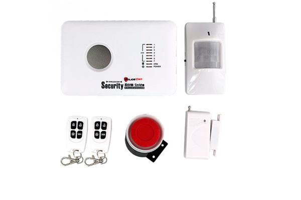 Комплект охранной сигнализации Major Systems GSM 10C