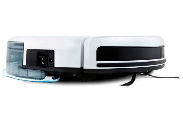 Вид с боку робота-пылесоса Gutrend Style G220W