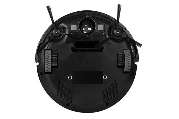 Вид с под низу робота-пылесоса iLife V4