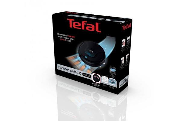 Робот-пылесос Tefal Smart Force Explorer RG6875WH в коробке