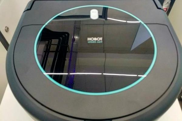 Внешний вид робота-мойщика полов HOBOT Legee-669