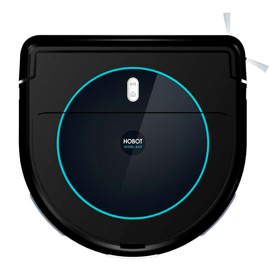 Робот-мойщик пола HOBOT Legee-669: детальный обзор функций и дизайна устройства