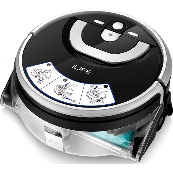 Робот-пылесос iLife W400: детальный обзор функциональных возможностей гаджета